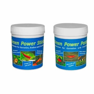 Futterpaket Green Power
