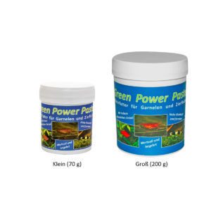 Futterpaste-Green-Power-Paste-70-200-Gramm