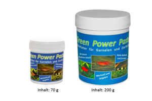 Green Power Paste Vergleich 2