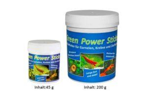 Green Power Sticks Vergleich 2 1