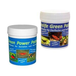 Green Power Paste Sealife Green Paste