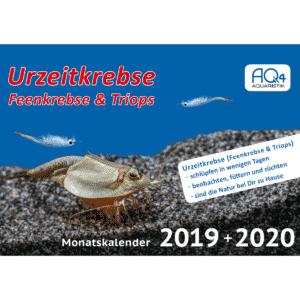 Monatskalender Urzeitkrebse 2019 2020