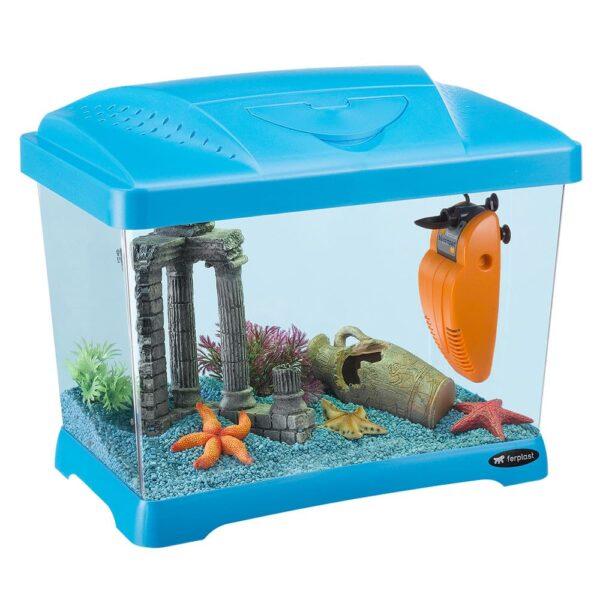 Ferplast Aquarium 21 - Capri Junior blau