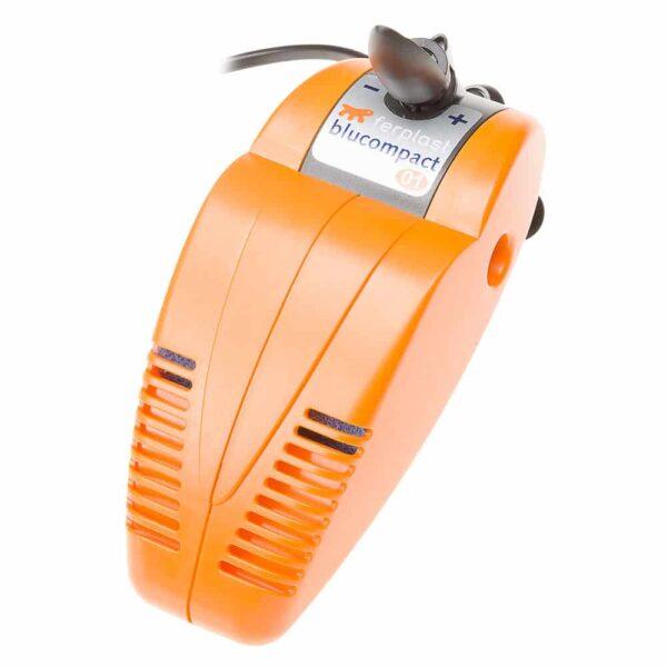 Ferplast Aquarium 21 – Capri Junior Filter Blucompact 01 6W