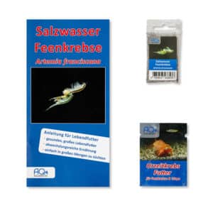 Artemia franciscana Zucht-Set klein UZK-AF-KL
