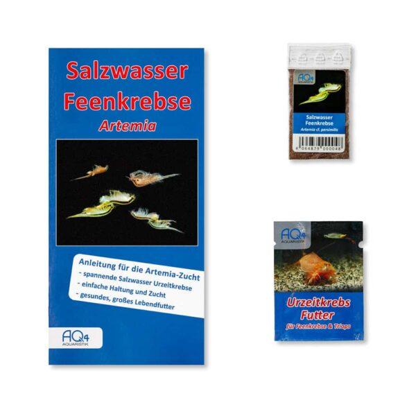 ArtemiaSet klein Artemia cf. persimilis