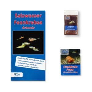 ArtemiaSet klein Artemia franciscana