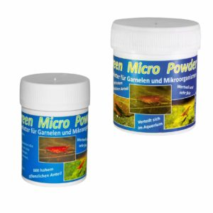 Green Micro Powder