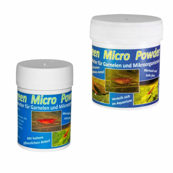 Green Micro Powder