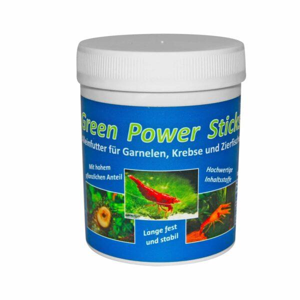 Green Power Sticks 120g