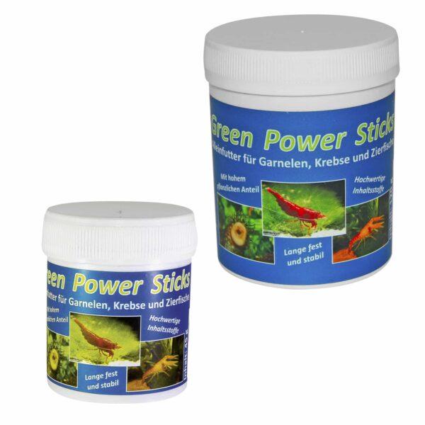 Green Power Sticks