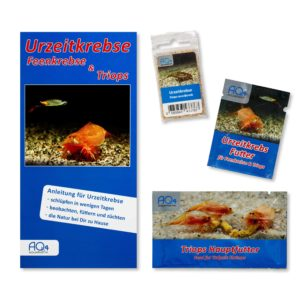 Triops cancriformis UZK TC START