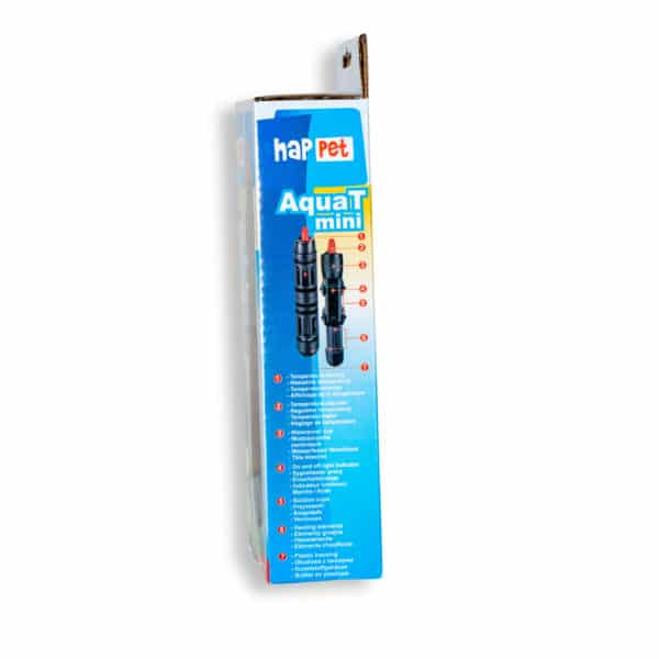 happet Aquarium Heizstab Mini 25 Watt fuer 10 bis 25 Liter HP M25W 2 3