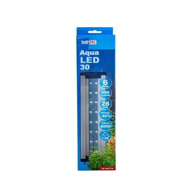 happet Aquarium LED Lampe Leuchte Beleuchtung Aufsetzleuchte Aqu