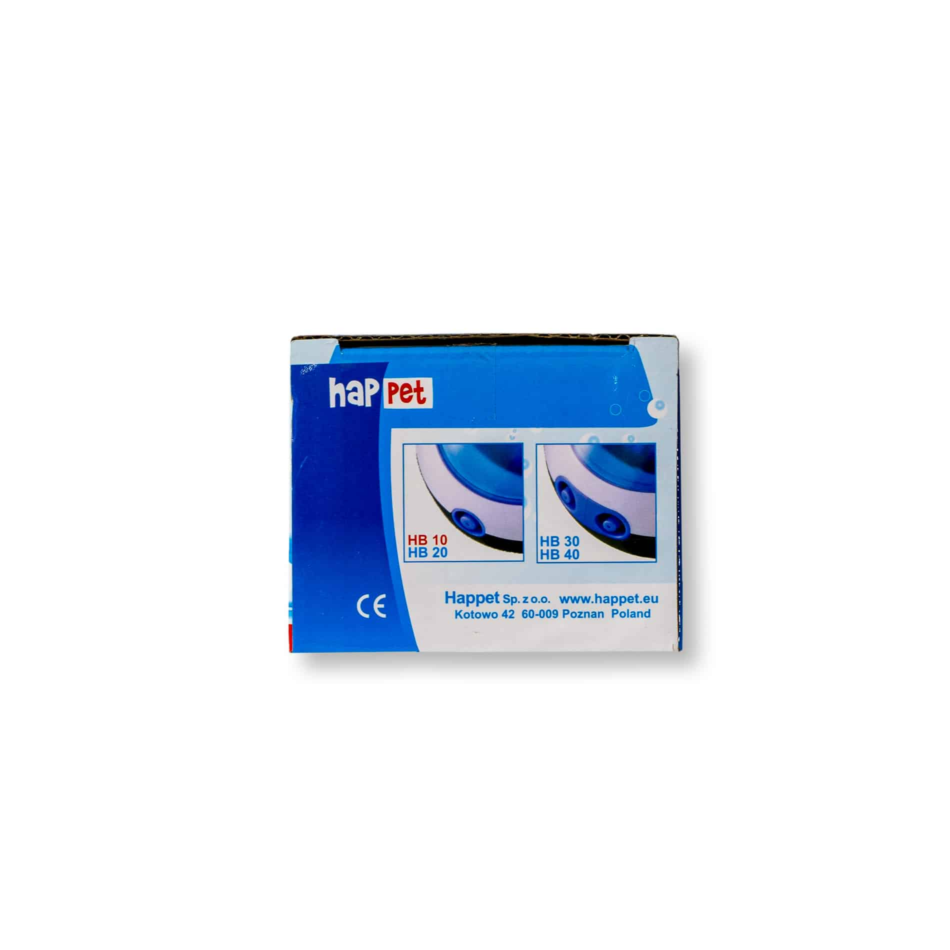 happet Aquarium Luftpumpe für 15 bis 100 Liter Aquarium (HP-HB1