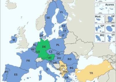 EU-Verkauf ab 01.07.2021 nur noch nach Österreich
